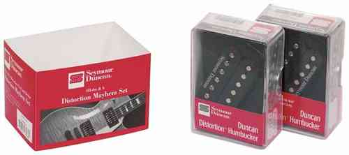 Seymour Duncan Distortion Mayhem Set, Hals + Brücke