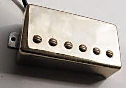 KLUSON Grand Vintage HumbuckerPAF, bridge, nickel