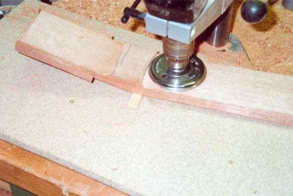 Milling with the safety directions