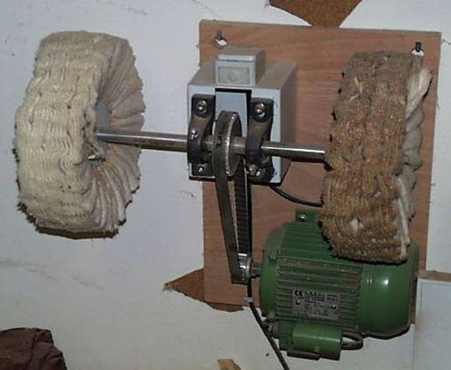 Polishing Machine 2