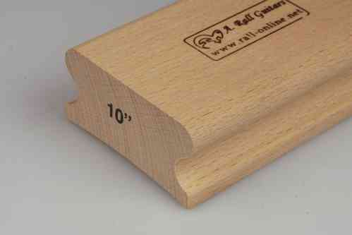 "R=10"" hard wood sanding block; 250mm"