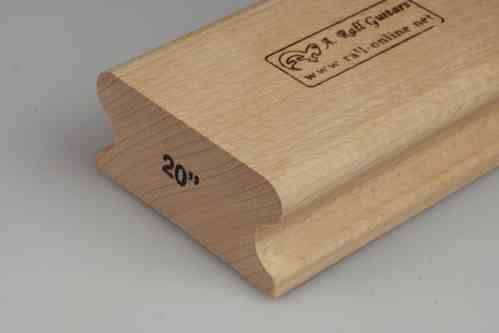 "R=20"" hard wood sanding block; 250mm"