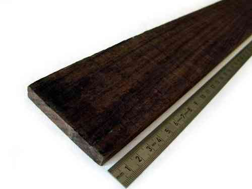 Fret Board Blank for Guitar - Rosewood