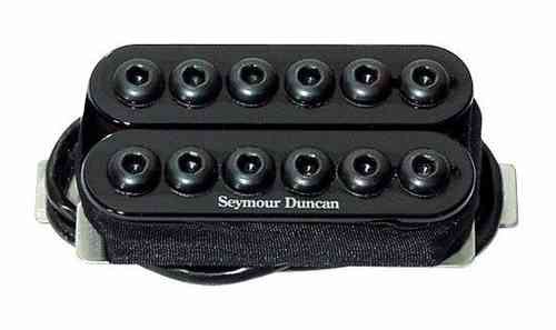 Seymour Duncan  SH-8 Invader, neck position,4-cond.,black