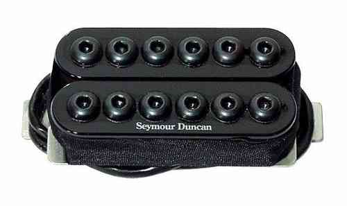 Seymour Duncan  SH-8 Invader, bridge position,4-cond., black