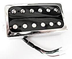 Duesenberg GRAND VINTAGE Humbucker Steg- nickel