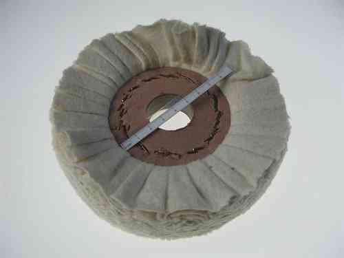 150mm Buffing wheel 30mm bore