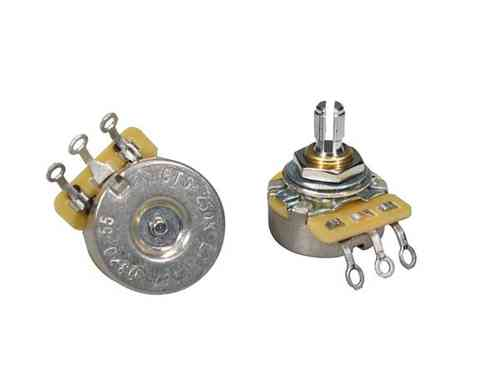 250K B CTS  Potentiometer linear, kurze Form