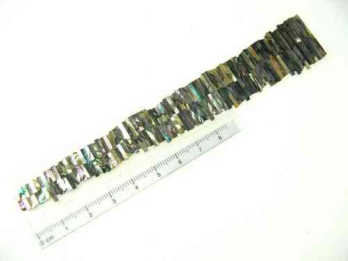 "Side Edge Strip Set 1,5m (60"") Abalone - 1,6 wide"