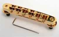 Duesenberg Steel Saddle Bridge HWD2G gold