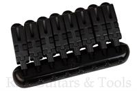Schaller Hannes 8 guitar bridge black