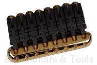 Schaller Hannes 8 guitar bridge gold
