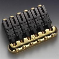 Schaller Hannes 6 guitar bridge gold
