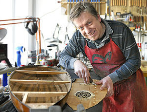 Luthier Andreas Rall
