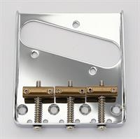 Kluson HW4TC Vintage T-style Bridge Chrome