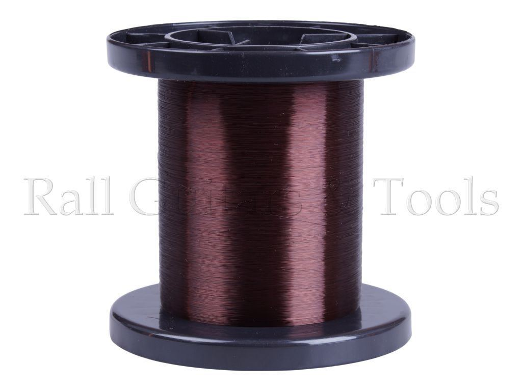 Coil Wire 42 Awg Pe Plain Enamel 120g Rall Guitars Tools