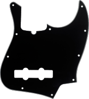 Fender Jazz Bass® Pick Guard Schwarz