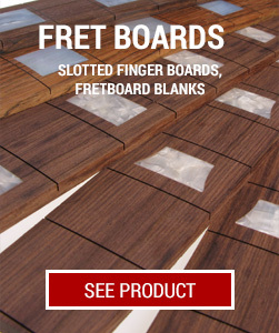Go to Fret Boards Products